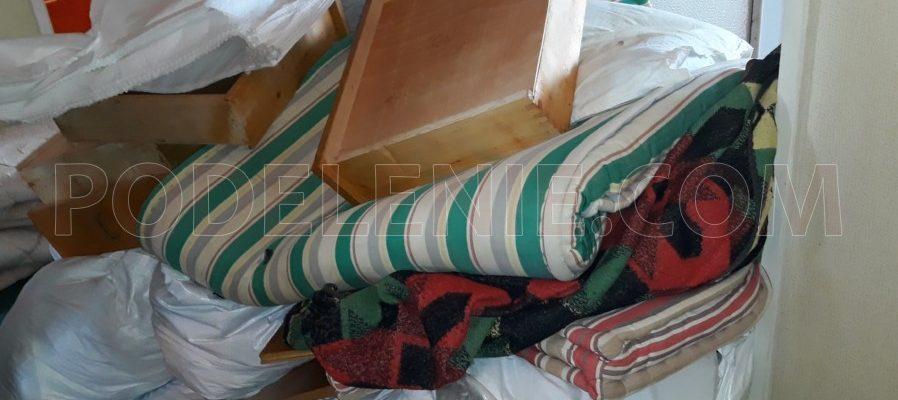 Почистване и извозване след пожари Кюстендил