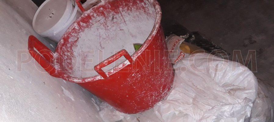 Разчистване в Бургас на дворно място