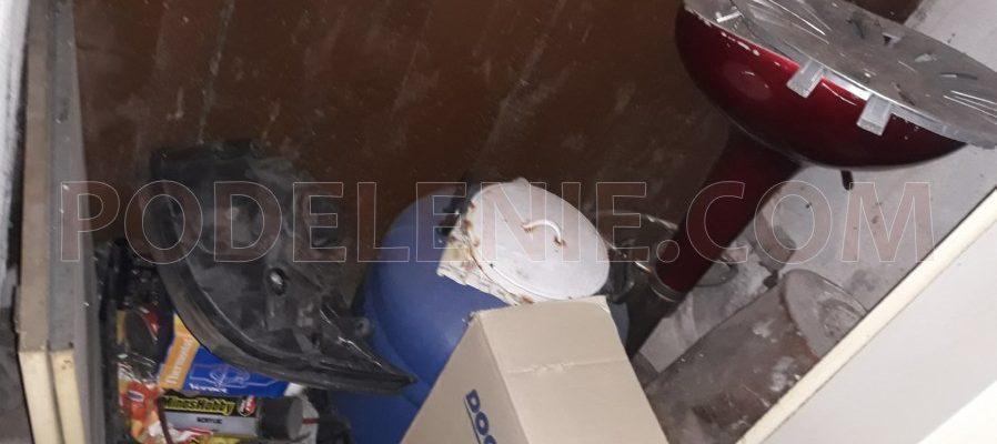 Firma изхвърля метални отпадъци в Благоевград