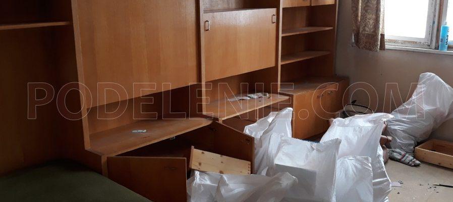 Цени изнася и извозва легло и гардероб Перник