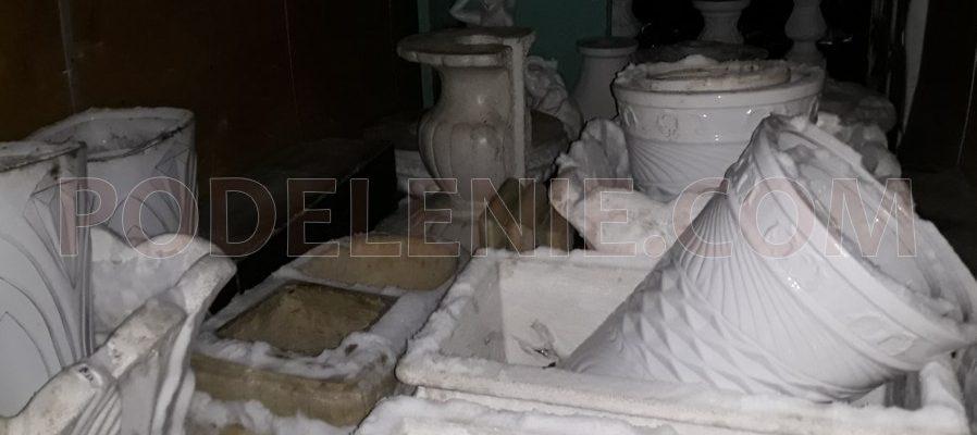 Хамал изхвърля мебели от апартамент Ловеч