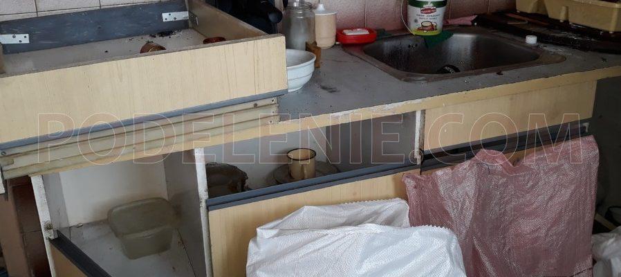 Екипи разчистване покъщнина в Ловеч